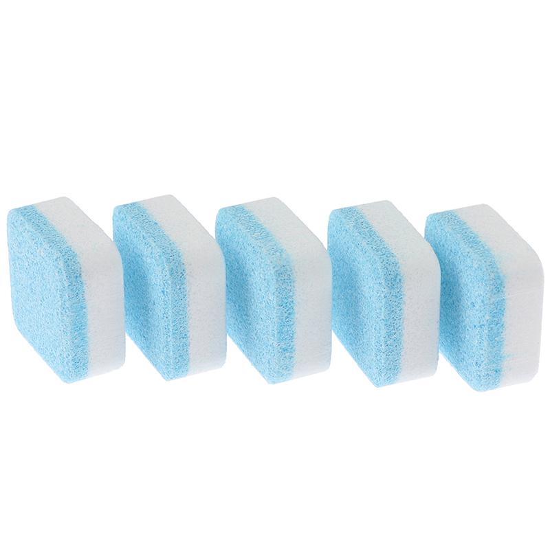 1/5 Pcs laver Machine Cleaner Lessive détergent Comprimé effervescent Laveuse Cleaner