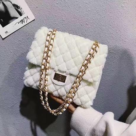 Mujeres Inclinado Bag 100 Linger Mano Bolso Para Celebrities Bolsos Nuevo Paquete Chain 2018 De AFvEWEn178