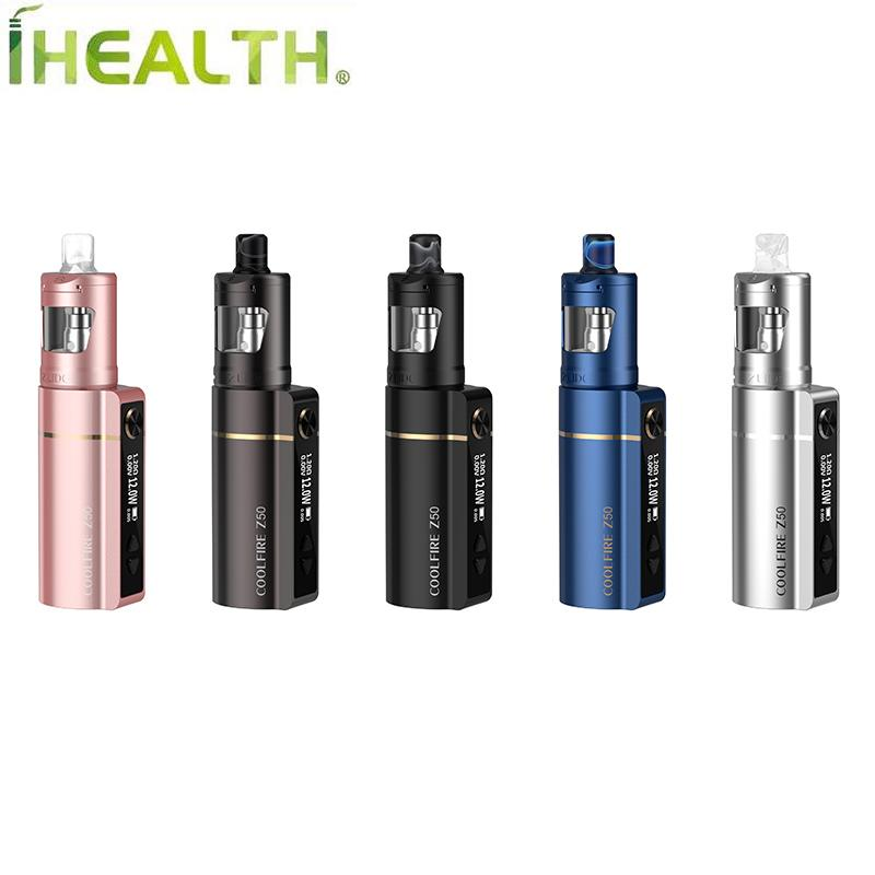 Original Innokin Coolfire Z50 Kit 2100mAh built-in battery Compatible with 4ml tank and all Z-Coils 0.69 inch OLED screen