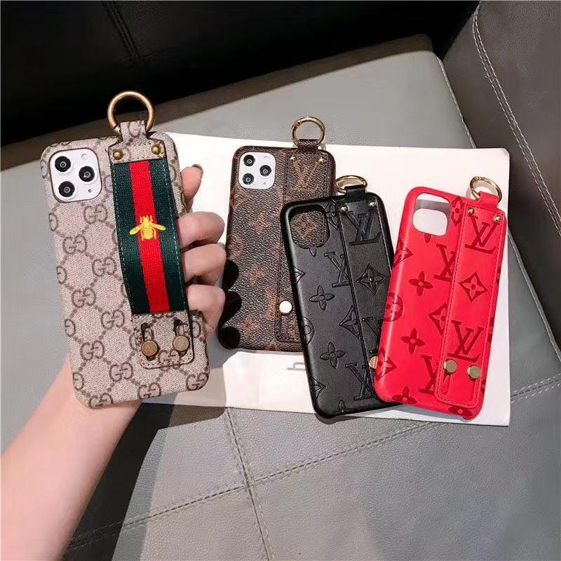fashion phone cases for iphone 11 Pro Max XR XS SE 7 8 plus PU leather Models Phone Back drop shipping