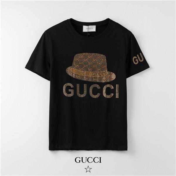 Moda T-shirt do verão Chegada Nova Top Quality Designer Roupas Masculino Medusa Imprimir Tees Tamanho M-3XL