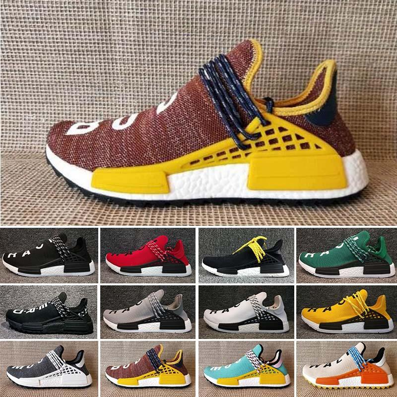 Homme Adidas Pharrell Williams Hu Holi Nmd Mc China