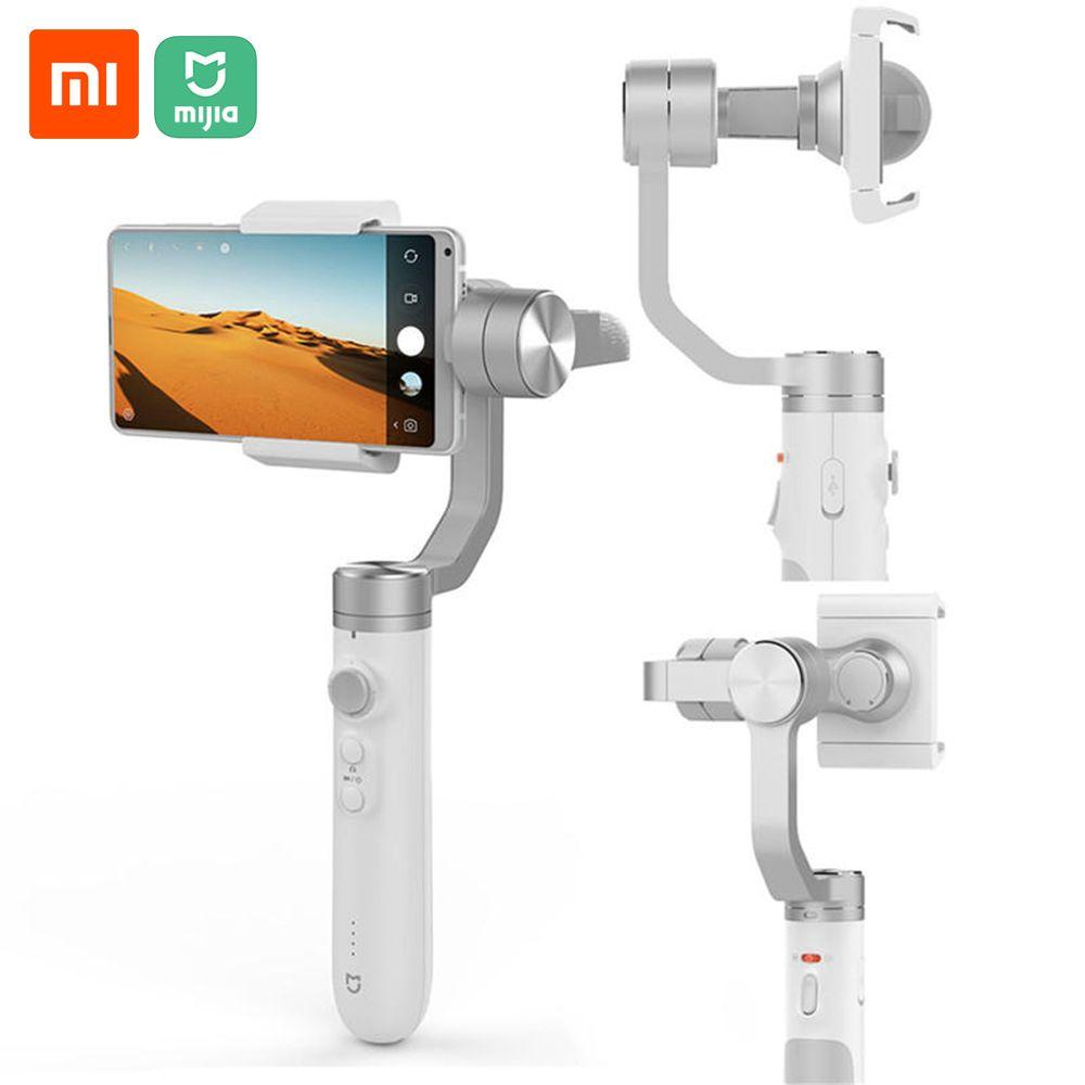 Xiaomi Mijia Handheld Stabilisateur de gimbal Stabilisateur 3 Axe Smartphone Gimbal 5000mAh Batterie Pour Action Caméra AppartPhone SJYT01FM de Xiaomi Youpin
