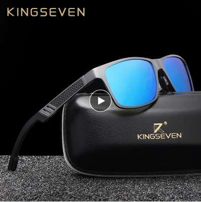 Hombres de alta calidad gafas de sol polarizadas gafas de sol de conducción masculina gafas de sol de moda gafas polares de sol masculino