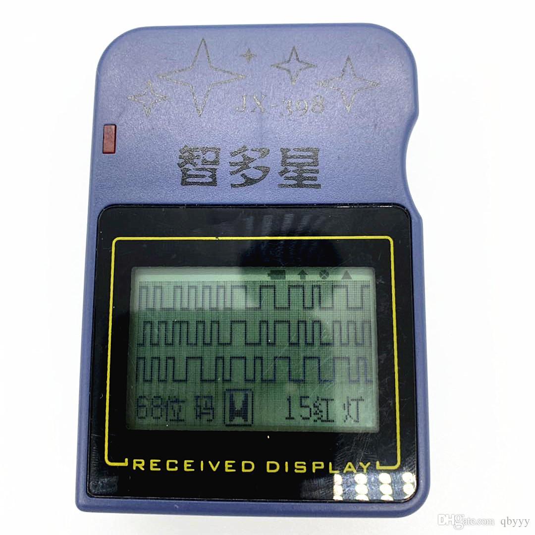 2 in 1 315 433 MHz Araba Uzaktan Kod Toplayıcı Haddeleme Kodu Otomatik Kapı Açacağı Anahtar Dekoder Klonu Anahtar Kod Okuyucu ve Tarama Aracı