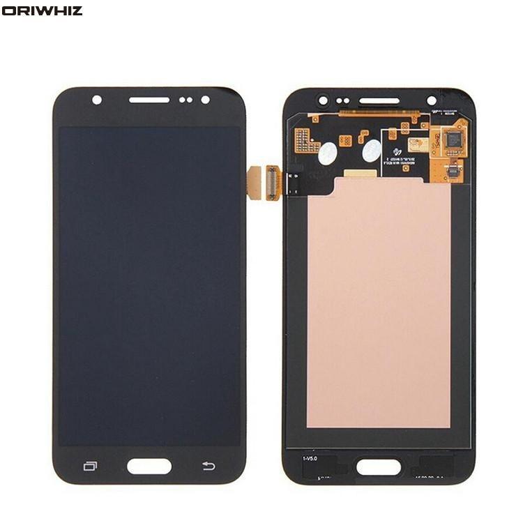 ORIWHIZ Samsung Galaxy Için Yedek J5 2015 J500 J500F J500G J500M J500H Telefon LCD Ekran Digitizer Dokunmatik Ekran
