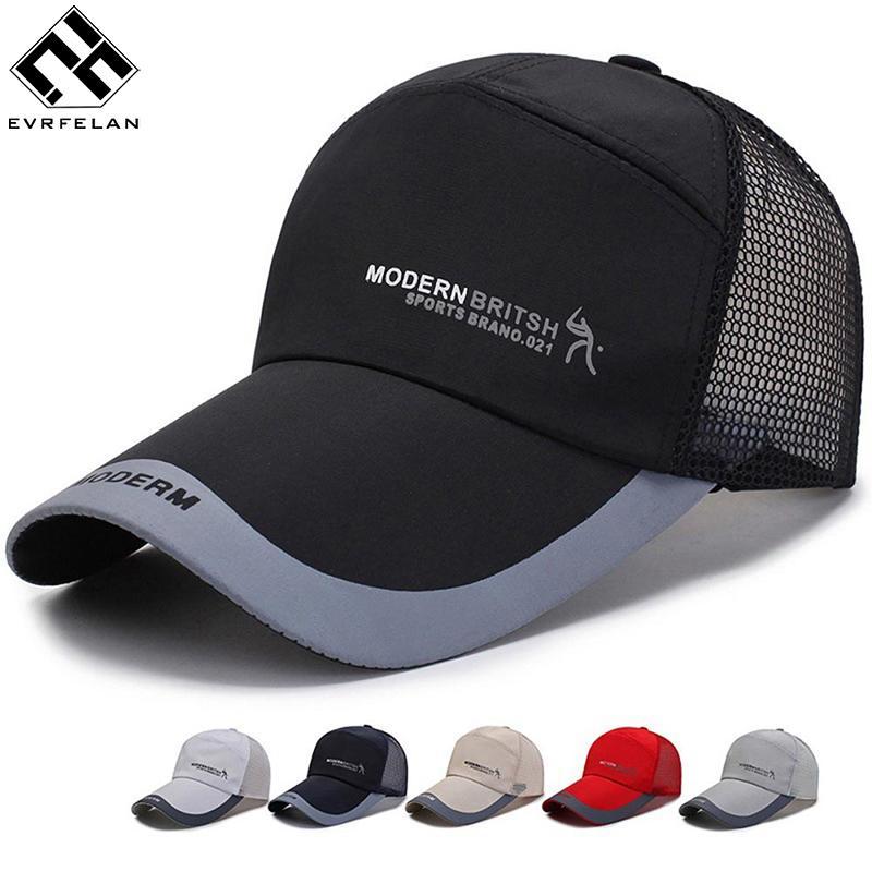 Fashion Classic Baseball Cap Unisex Summer Hat Women Casual Sport Caps Men Pure Color Print Baseball Hats