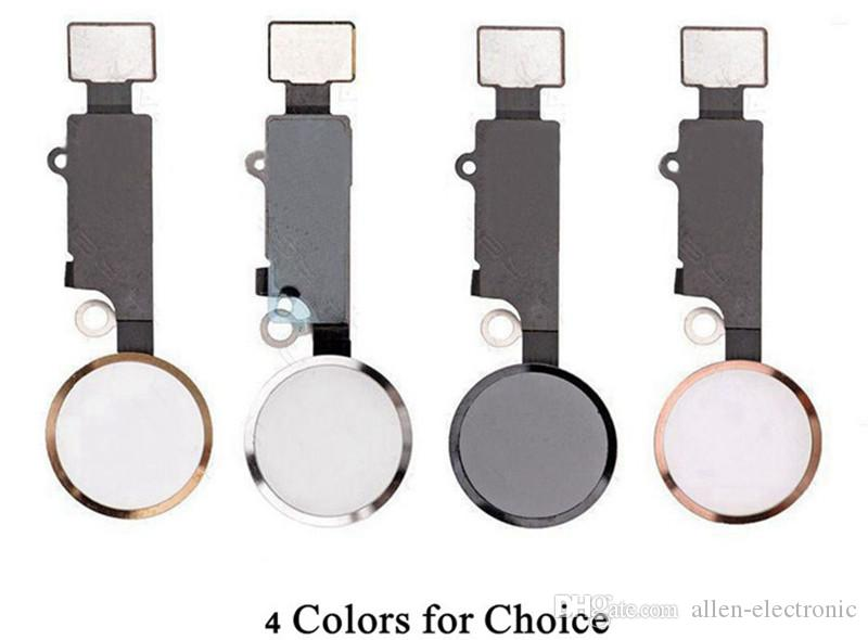 Pubg Trigger Phone Home Button for iPhone 5s 6s 6 Plus with Flex Cable Home Key Assembly Menu NO TOUCH ID Gatillos Pubg