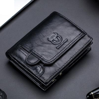 Mens Wallet multifonctions Petit BMS Deisgner Permis de conduire Porte-Monnaie Carte photo Porte simple Atmospheric 2020 Nouveau portefeuille d'affaires