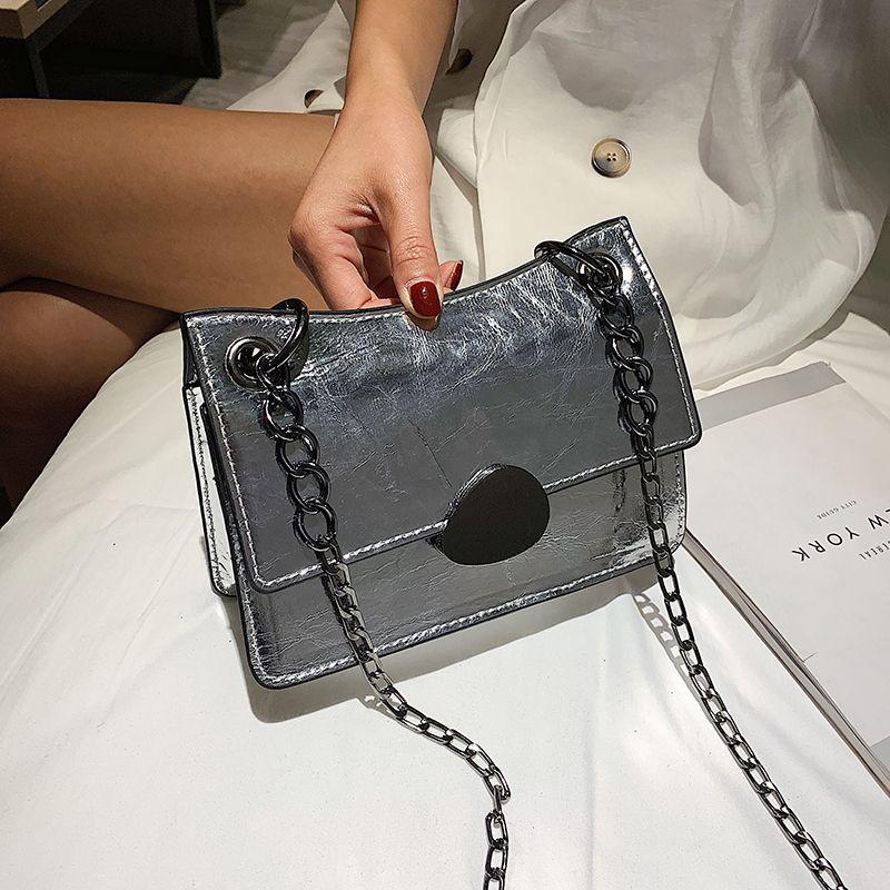 2019 nuevos Mini Stripes Messenger Bags damas mujeres bandolera cruzada monedero bolsos ccj / 5