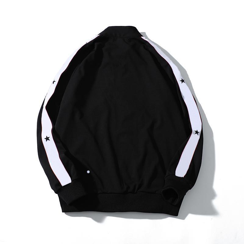Роскошные мужские куртки конструктора Верхняя одежда Мужчины Женщины высокого качества Куртки мужские Модельер зимние пальто размер M-XXL