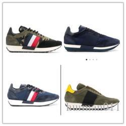 2020 Mens New famoso designer Medusa Casual sapatos de couro genuíno marca de moda Homens Flats Shoes Tamanho 38-46 j0258