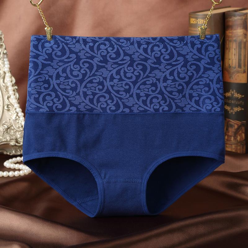 ارتفاع الخصر النساء سلس مراقبة داخلية التخسيس المشكل الجسم مثير ملابس داخلية حزام Shapewear السيدات سراويل بسط سروال
