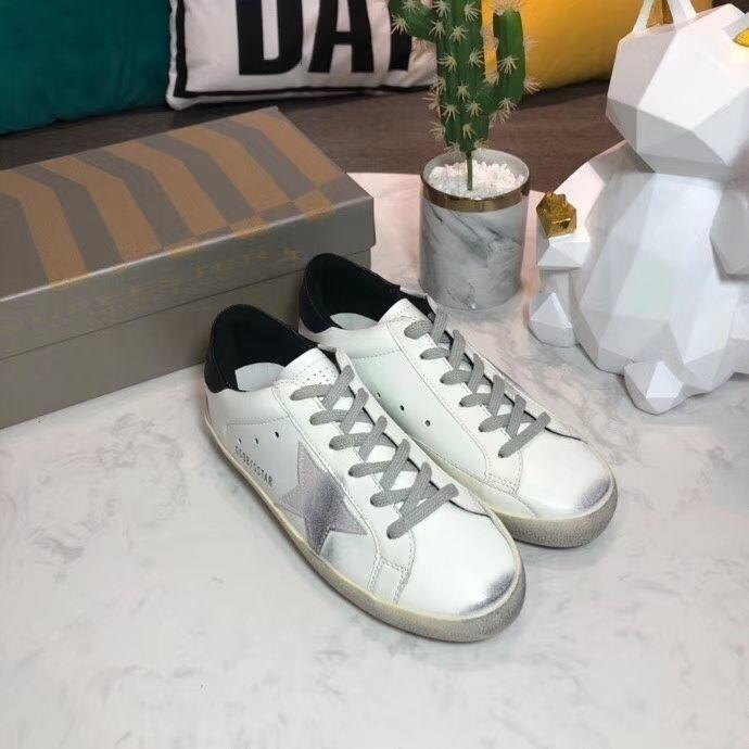 2019 señoras para hombre zapatillas de deporte casuales de la moda de los amantes de pisos sucios zapatos estupendos Fácil Coincidencia