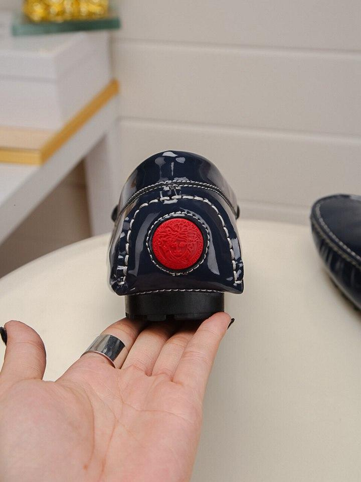 новые высококачественные мужские повседневные туфли191128#0068 2020