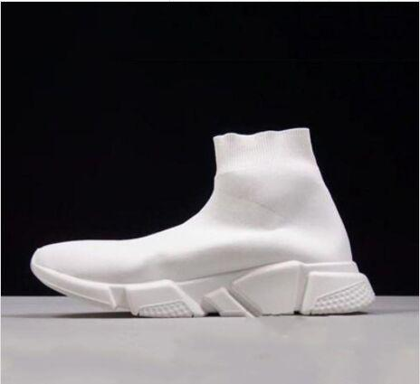 2020 Женщины Мужчины Скорости Носок на открытом воздухе кроссовок для Mens черных белых красного тренера Скорость Спорт кроссовки Top Boots Повседневных обуви Мид носков