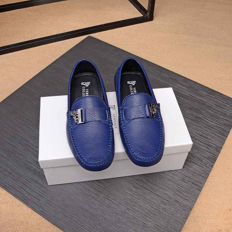2020 New men's fashionable casual shoes with anti slip and wear resistance