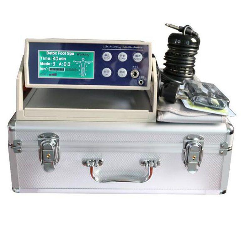 Gesundheitspflegeion reinigen Maschine, Ionendetoxfußbadekurortmaschine mit weitem Infrarotgurtentgiftungsfußbadekurortemaschine