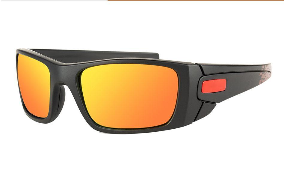 All'ingrosso-New Fashion Colorful popolare vento ciclismo specchio Sport occhiali da sole all'aperto Occhiali da sole per uomo donna occhiali da sole Clearance economici
