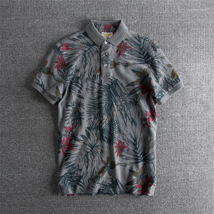Tişört Standı Yaka Kısa Kollu Moda Homme Giyim Yeni Tişörtlü Mens Yaz Casual yazdır