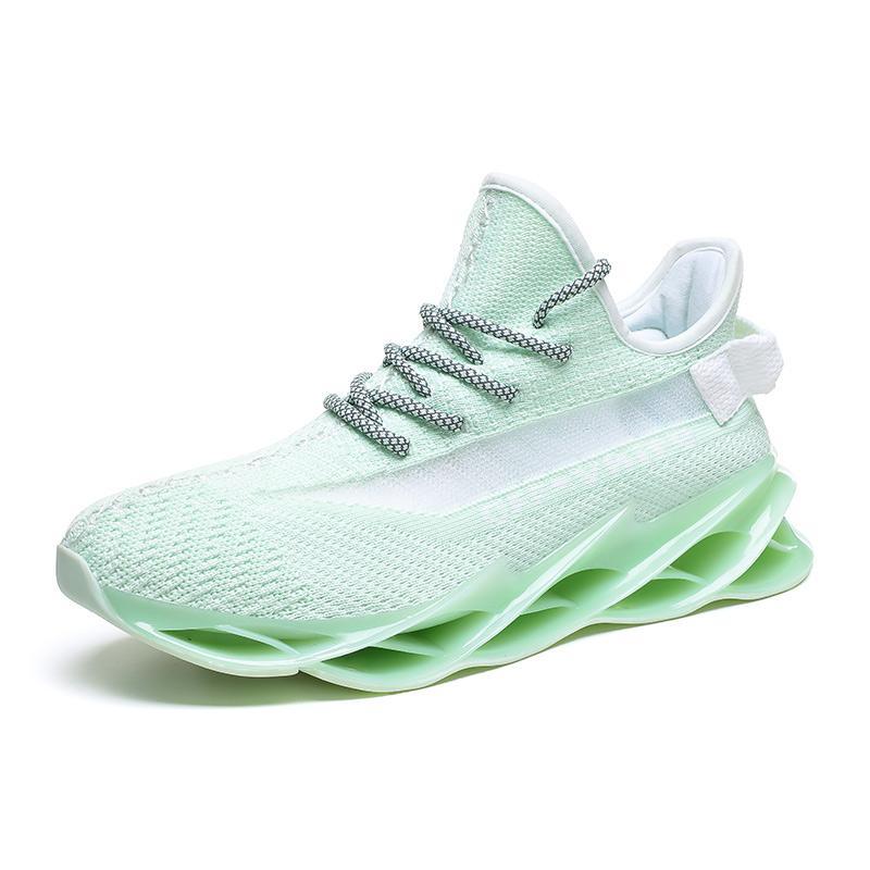 Nuova lama Running Shoes uomo coreano Cool Spring scarpe antiscivolo-scarpe leggere Ammortizzatore traspirante Sport Zapatos
