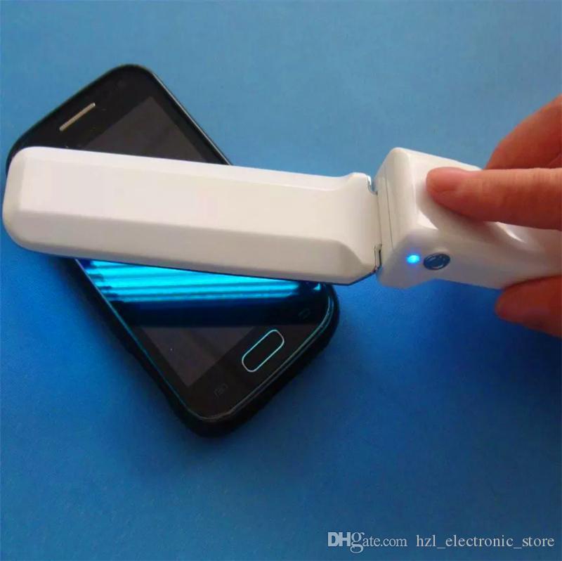 مصباح الأشعة فوق البنفسجية لتعقيم جراثيم الأشعة فوق البنفسجية ضوء لمبة UVC معقم الأشعة فوق البنفسجية العث الإضاءة لالهاتف المحمول