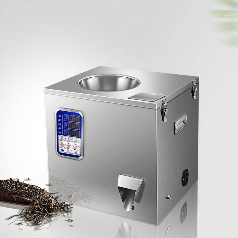 Quantitative Spiral Path Packing Machine 110V 220 Granular Powder Coffee Four Multigrain Automatic Multi-functional Weighing Filling Machine