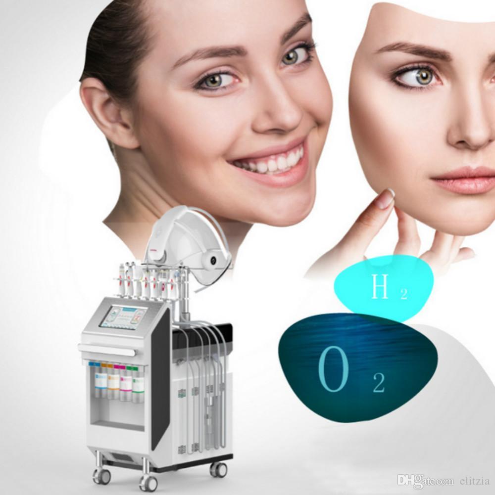 Elitzia ETWQ8 Beauty Salon Professional 10 In 1 Hydro Water Oxygen Jet Peel BIO Photon Beauty Machine