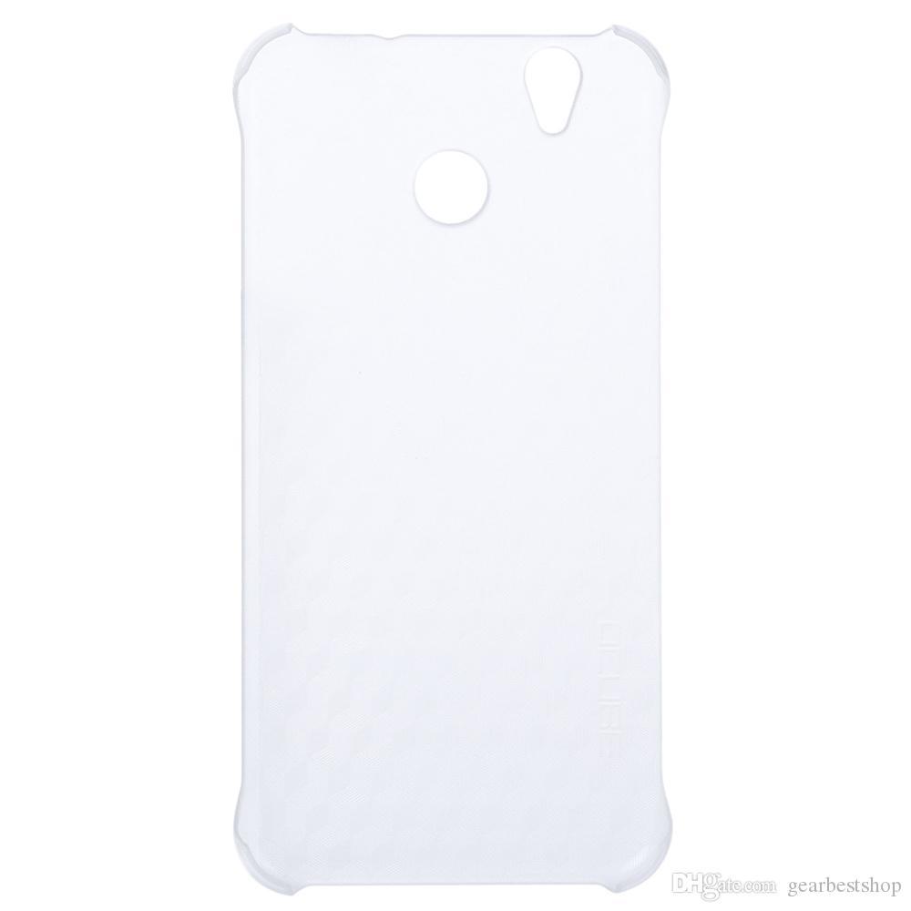 OCUBE Transparent PC Phone Back Case für Oukitel U7 Plus Ultradünne mobile Schutzfolie