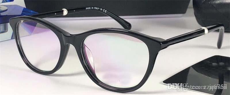 New Best Selling Moda Occhiali ottici Donne Cat Eye Eye Square Semplice frame Popolare generoso stile casual telaio per obiettivo trasparente 3377