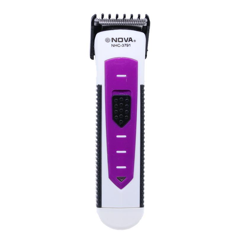 Nova pelo eléctrico Clipper Peluquería Tijeras Pequeños Electrodomésticos Herramientas del peluquero de la batería extraíble acepta al por mayor de encargo
