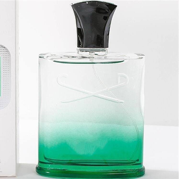 Feste Parfüm Creed Green Glaube Original Vetiver Herrengeschmack Parfüm Für Männer Köln 120ml Hoher Duft Gute Qualität CZ136