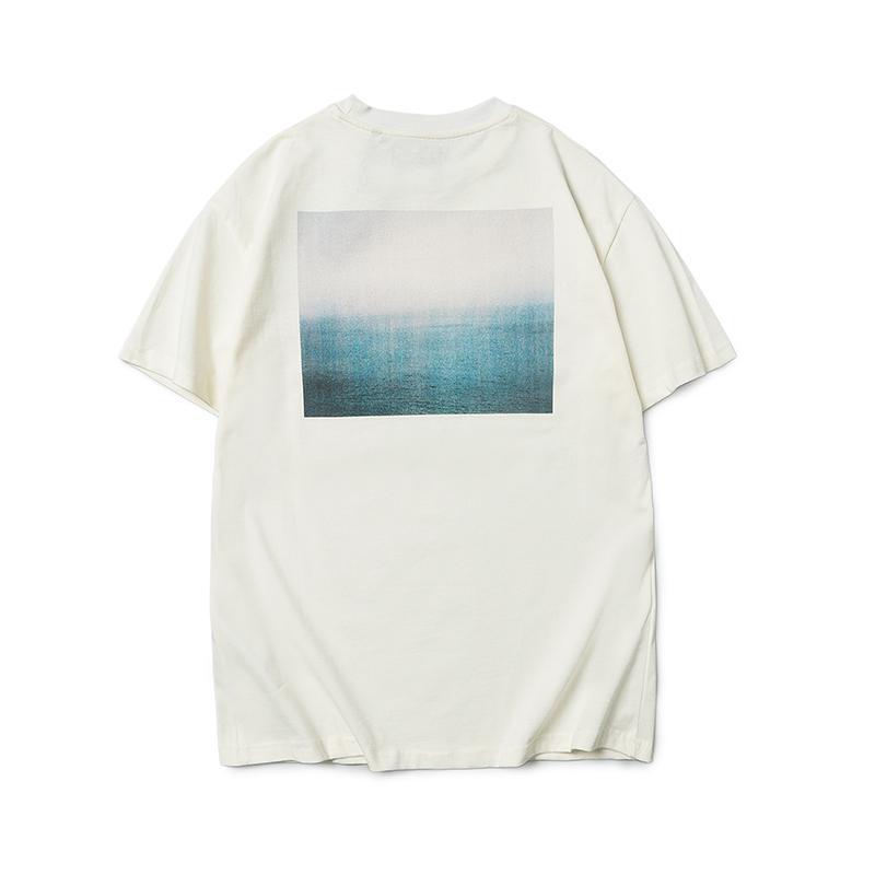 Chica 2020 Llegada de diseño de lujo a estrenar vendedor caliente Mujeres Hombres camiseta ocasional de la manera de lujo de primavera y verano Tees la buena calidad de la camiseta 20032006D
