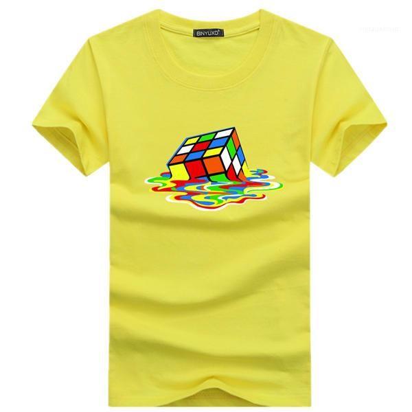 Тенниски O шеи Мода Logo Печать футболки Мужчины Топы Тис вскользь Mens T Shirt Design Хлопок Смешной