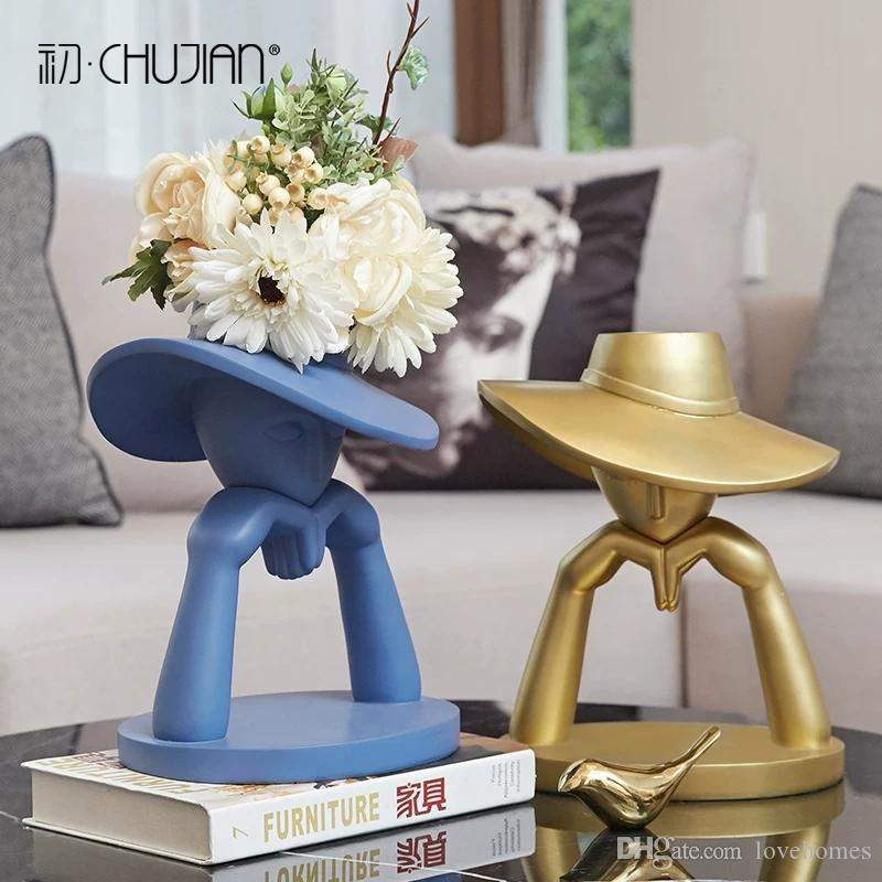 modern western decor.htm 2020 abstract people shape modern sculpture statue ornament crafts  people shape modern sculpture statue