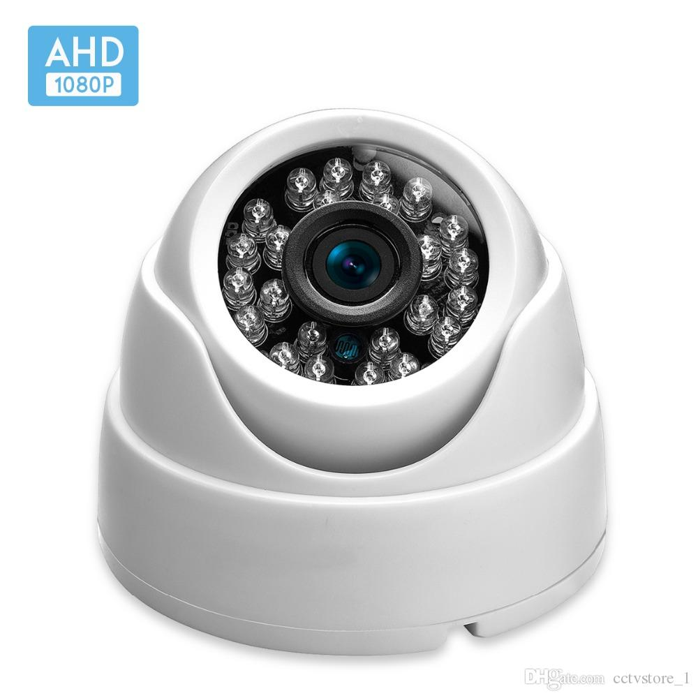 Dome Security Camera HD Home Video Surveillance 4 in 1 CCTV 2.1MP 1080P 2.8mm IR