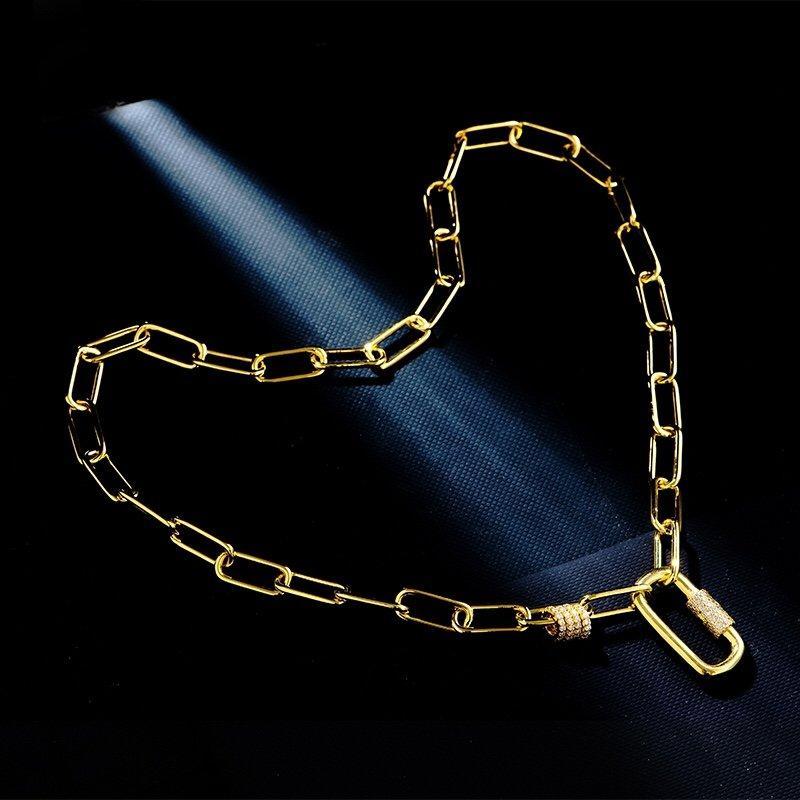 Goldene Liebe Kette Thick Halskette Armband Ohrringe Ketten Schmuck Halskette Herren 14k Goldketten Ringe kubanischen Gliederkette 2020 vereist aus New