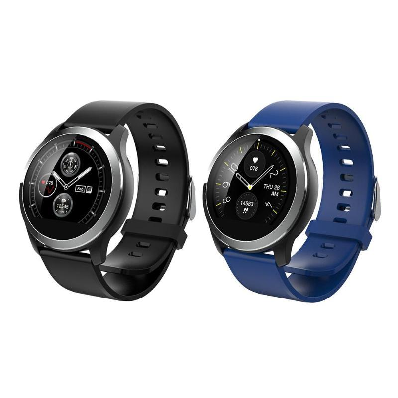polímero Heart Rate Monitor de Fitness Rastreador inteligente Pulseira Z03 relógio inteligente Esporte IP68 à prova d'água da pressão sanguínea por IOS Android