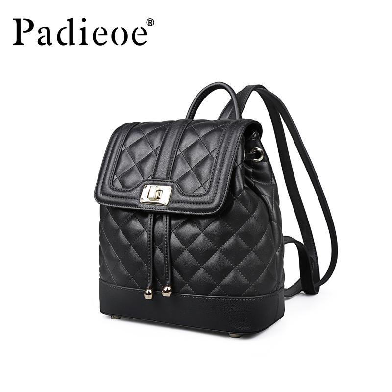 Padieoe mini backpack bags for women backpack waterproof school bookbag nylon