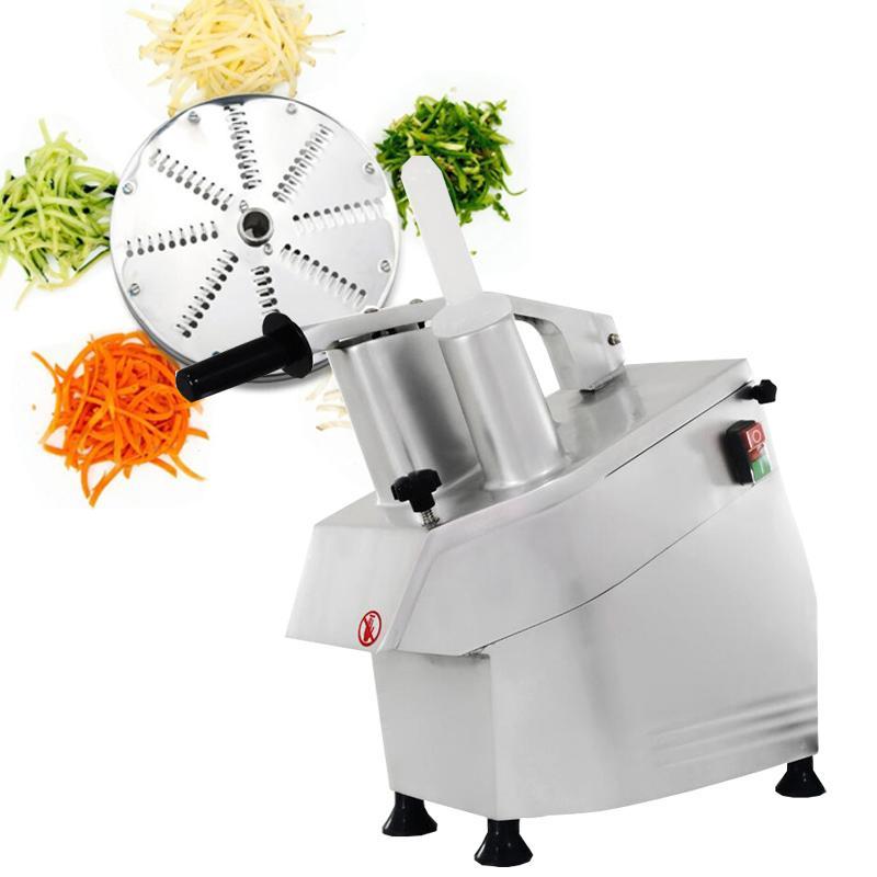 Patates 220V Kaliteli sebze kesme makinesi bitkisel kesici küp haline getirme sert sebze meyve peynir parçalanmış dilimleyici turp