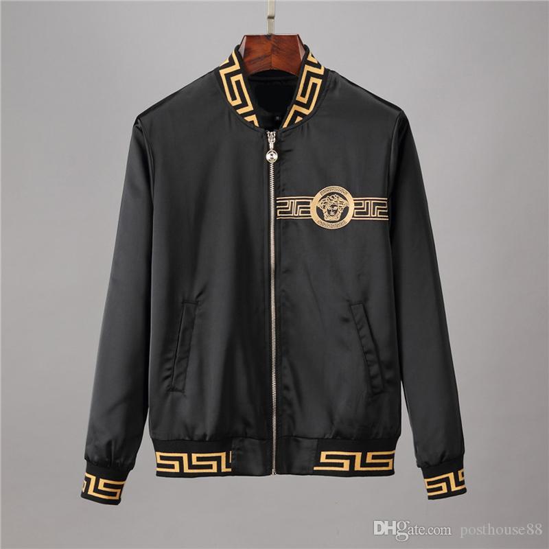Мужская роскошная дизайнерская зимняя куртка летчика-бомбардировщика Куртка ветровка большого размера, верхняя одежда, повседневная одежда, мужская одежда, топы