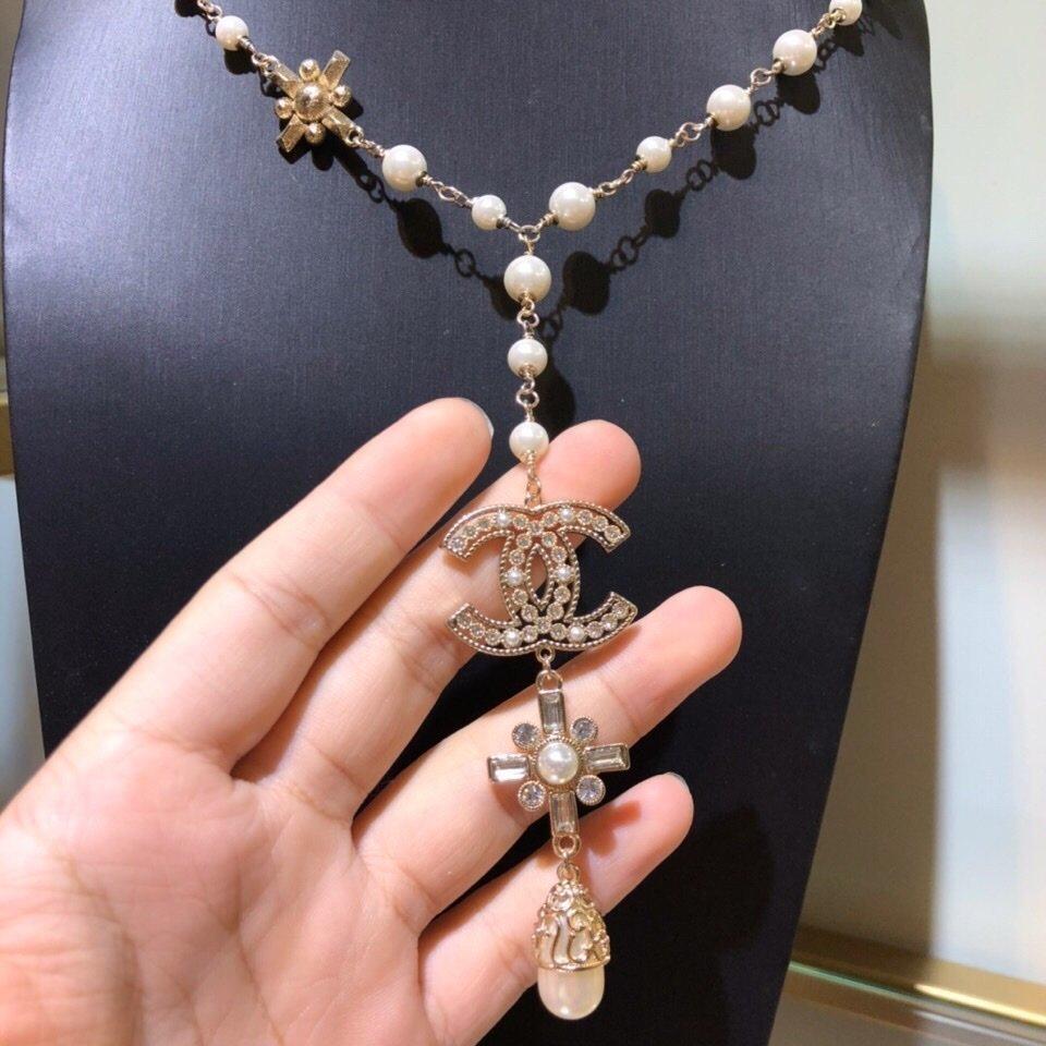 Designer Halskette für Frauen Locken Halskette Schmucksachen freies Verschiffen beste die neue Liste 2020 neue Art und Weise moderner Stil elegant RH4J0V29XIPA