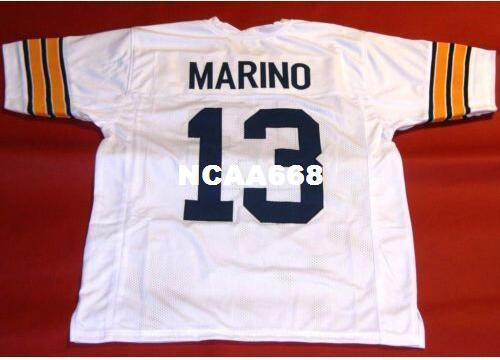 super popular adcbc ed6e2 2019 Men CUSTOM #13 DAN MARINO CUSTOM PITTSBURGH PANTHERS College Jersey  Size S 4XL Or Custom Any Name Or Number Jersey From Ncaa668, &Price; | ...