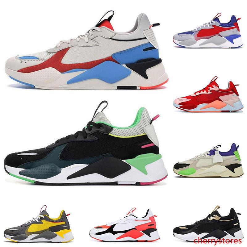 Hot RS-X Toys men women Casual shoes BRIGHT PEACH Tracks Sankuanz Lavender mens trainers outdoor sports sneakers size 36-45 free shipping