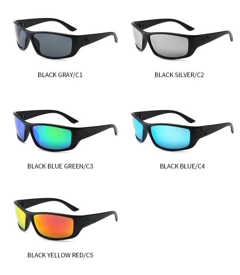 Popular Designer Sunglasses for Men and Women Outdoor Sport Cycling Driving Sun Glasses Sun Shade Sunglasses for Summer Cheap Wholesaler
