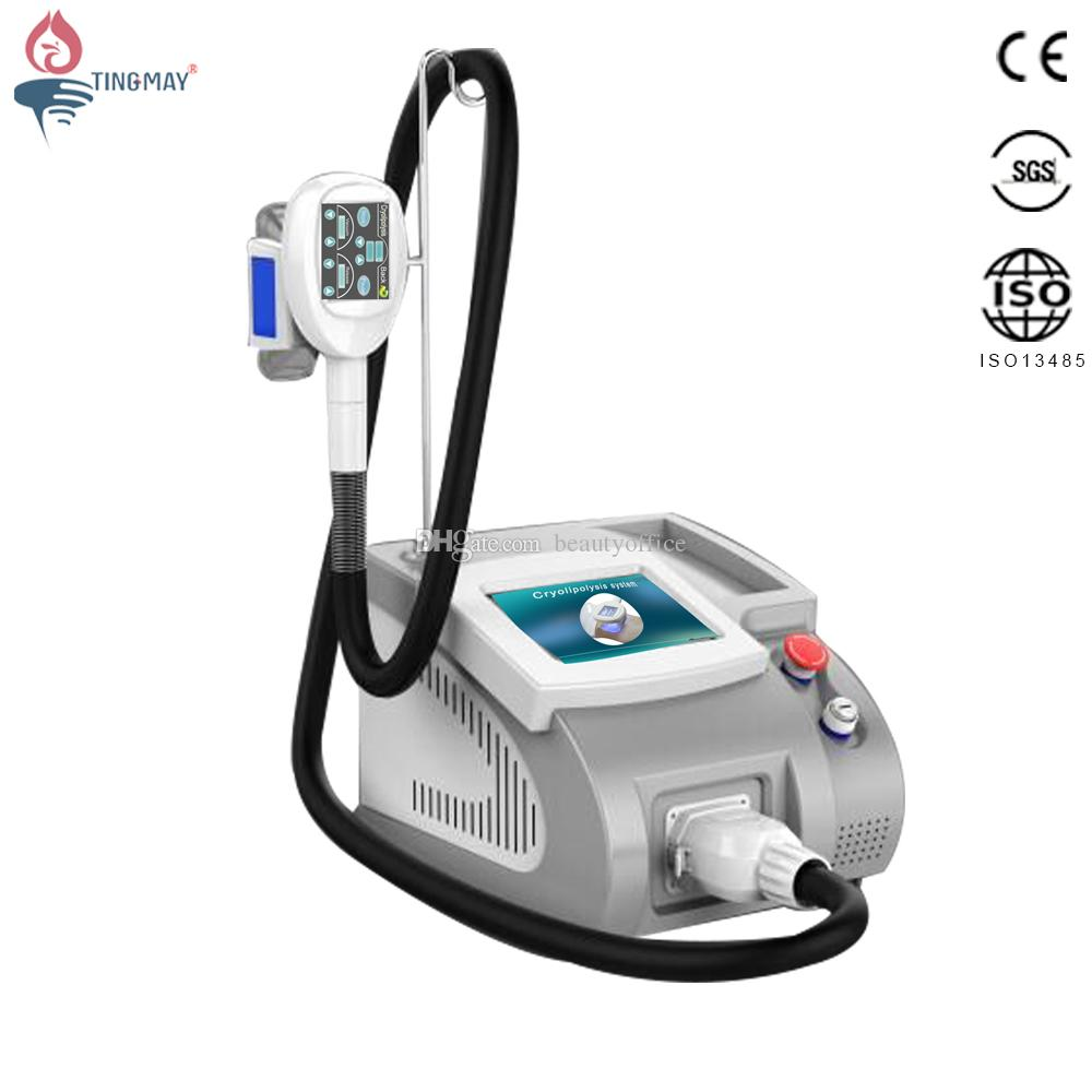 2020 new Portable Cryolipolysis Fat Freezing Body Slimming Machine for Home Use