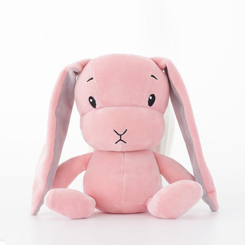 50 см 30 см милый кролик плюшевые игрушки Кролик чучела плюшевых животных детские игрушки куклы ребенка сопровождать сна игрушки подарки для детей игрушки