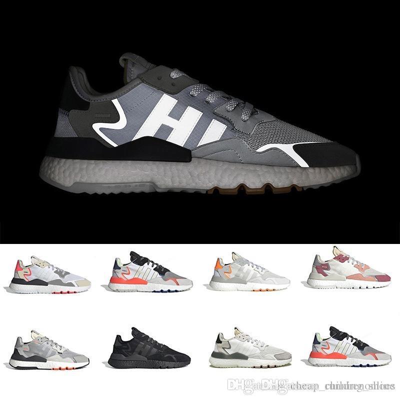 Sınırlı Nite Jogging Yapan Koşu Ayakkabıları Moda Retro CG7088 3 M Patlamış Mısır Tasarımcı Ayakkabı Spor Rahat Yürüyüş Açık Havada Atletik Sneakers