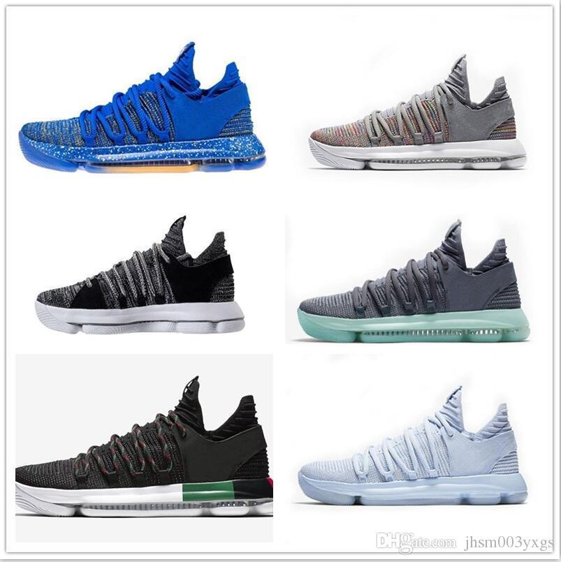 new styles ee84a b04f3 2018 Hot KD 10 Finals MVP Basketball Shoes Kevin Durant Mvp Outdoor  Training Sneakers Fashion Casual Shoes Size Us7 Us12 Orthopedic Shoes  Womens ...