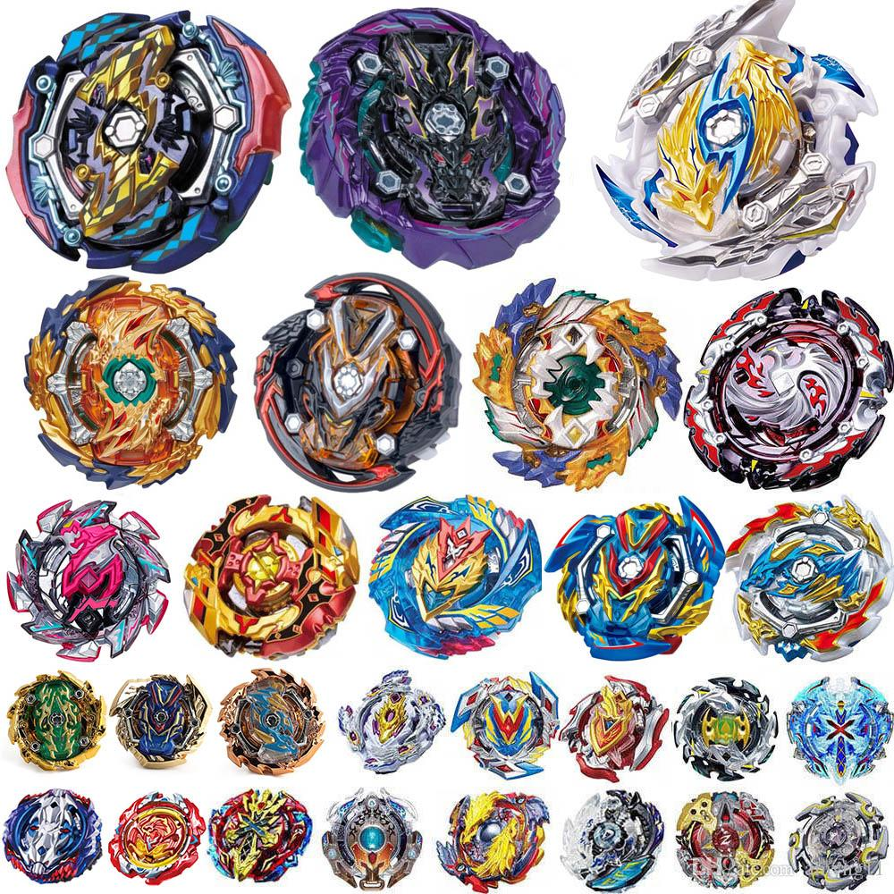 Over 100 Styles 4D Beyblade Burst Toys Arena Bey blades Metal Fighting Explosive Gyroscope Fusion Fashion Spinning Top Bey Blade Blades